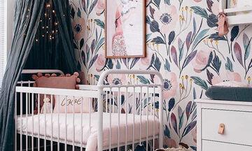 Ιδέες για να ανανεώσετε τη διακόσμηση του παιδικού δωματίου σε δύο μόνο μέρες! (pics)