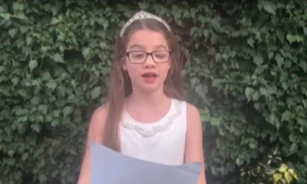 9χρονη έστειλε γράμμα στην Disney και δείτε τι τους ζήτησε! (vid)