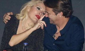 Μενεγάκη-Παντζόπουλος: Επέτειος γάμου για το ζευγάρι – Αυτό είναι το love story του (pics & vid)