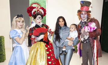 Παιδικό πάρτι με θέμα η Αλίκη στη χώρα των Θαυμάτων - Κάντο όπως η  Kim Kardashian (pics)
