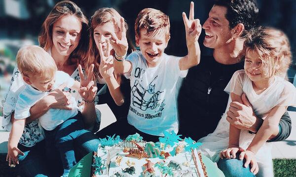 Διάσημες Ελληνίδες μαμάδες: Οι τούρτες που διάλεξαν για τα γενέθλια των παιδιών τους (pics)