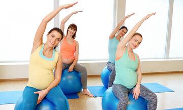 Γυμναστική και εγκυμοσύνη: Τι να προσέξετε – Είδη άσκησης για να επιλέξετε