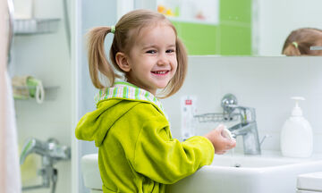 Τα μυστικά των παιδιών που αρρωσταίνουν σπάνια