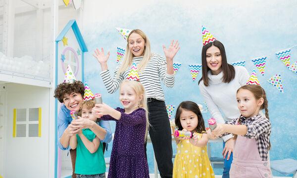 Πώς θα περάσουν καλά και οι γονείς στο πάρτι γενεθλίων του παιδιού σας (pics)