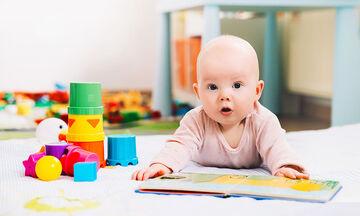 Μωρό 3 μηνών:Τι πρέπει να κάνετε για να το βοηθήσετε στην ανάπτυξη της επικοινωνίας του (vid)