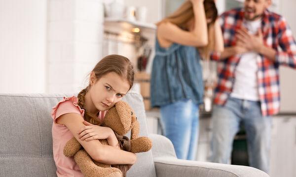 Όταν οι γονείς διαφωνούν για την ανατροφή του παιδιού