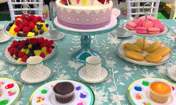 Tea Party: Ιδέες για ένα ξεχωριστό πάρτι γενεθλίων! (pics)