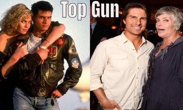 Top Gun: Δείτε πώς είναι σήμερα οι πρωταγωνιστές της ταινίας - Θα πάθετε πλάκα με την Kelly McGills
