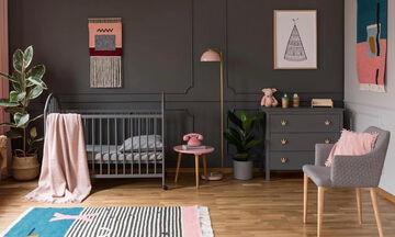 Είκοσι όμορφες και πρωτότυπες ιδέες διακόσμησης για το βρεφικό δωμάτιο (pics)