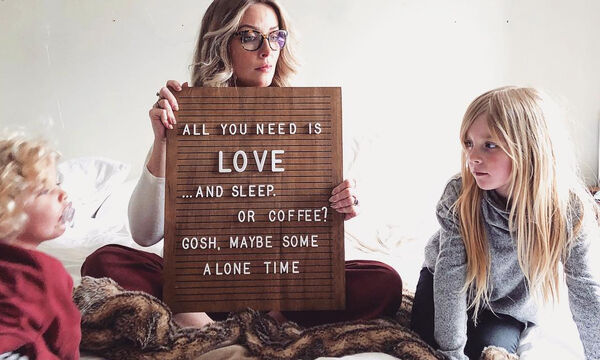 «Απελπισμένες»  μαμάδες στέλνουν ξεκαρδιστικά μηνύματα μέσω Instagram! (pics)