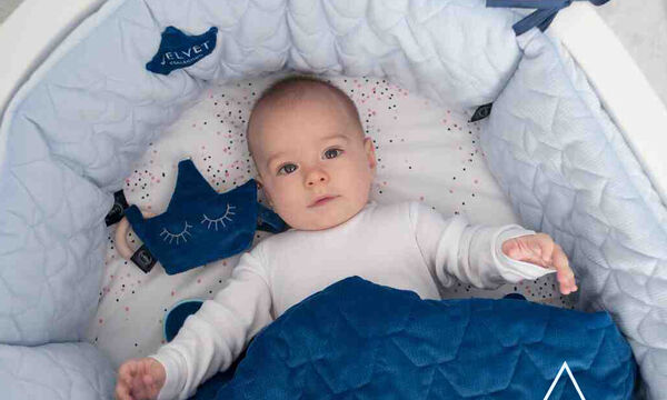 Παπλωματάκι με μαξιλάρι για μωρά