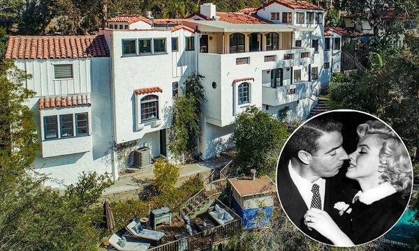Marilyn Monroe: Δείτε φωτογραφίες από το σπίτι της στο Hollywood (pics)