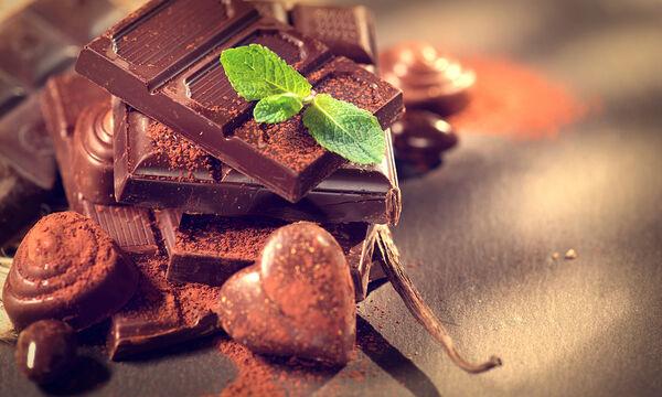 Γεμιστά σοκολατάκια με άρωμα βανίλιας - Ιδανικά για την ημέρα του Αγίου Βαλεντίνου (vid)
