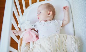 Ύπνος μωρού: Εφιάλτες και πώς να τους αντιμετωπίσετε