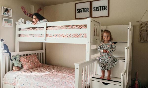 Κρεβάτια κουκέτες: Ιδέες και λύσεις για το παιδικό δωμάτιο (pics)