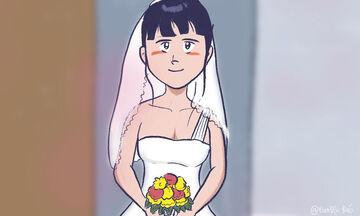 Η τραγική ιστορία ενός κοριτσιού που ετοιμαζόταν να παντρευτεί αλλά δεν συνέβη ποτέ (pics)