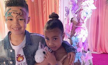 Η πεντάχρονη κόρη της Kim έχει αγόρι; Γιατί τόσος χαμός στο διαδίκτυο; (pics)