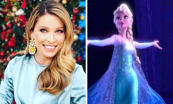 Μαριέττα Χρουσαλά: 8 φωτογραφίες που μας θυμίζουν πριγκίπισσες της Disney (pics)