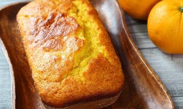 Κέικ πορτοκάλι: Η πιο εύκολη και επιτυχημένη συνταγή (vid)