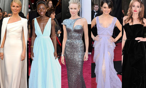 Βραβεία 'Οσκαρ: 16 υπέροχα φορέματα που άφησαν εποχή και ποιες τα φόρεσαν (vid)