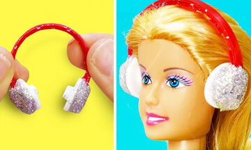 Αυτές οι κατασκευές θα ενθουσιάσουν τα κορίτσια που λατρεύουν τις κούκλες  (vid)