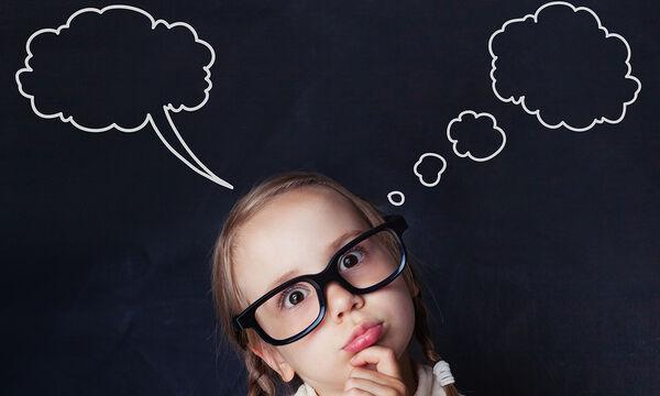 Δώδεκα αινίγματα που θα ακονίσουν το μυαλό του παιδιού (vid)