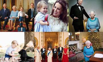 Το Οικογενειακό Δέντρο της Βρετανικής Βασιλικής Οικογένειας είναι πραγματικά εντυπωσιακό! (vid)