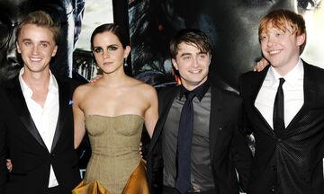 Απίστευτο! Οι δύο συμπρωταγωνιστές του Harry Potter έγιναν ζευγάρι;