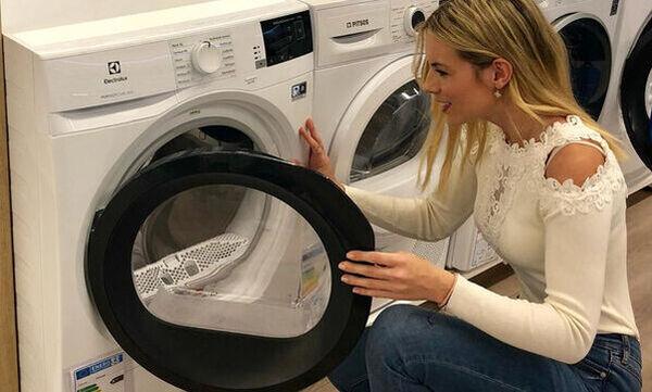 Πλύσιμο και στέγνωμα ρούχων... κι όμως υπάρχει λύση!