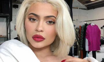 H Kylie Jenner είπε το πιο αστείο πράγμα για τις πλαστικές στο πρόσωπό της