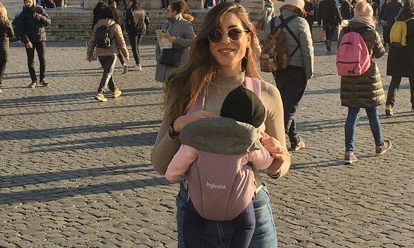Φλορίντα Πετρουτσέλι: 7 πραγματικά τρυφερές φωτογραφίες με την κόρη της (pics)