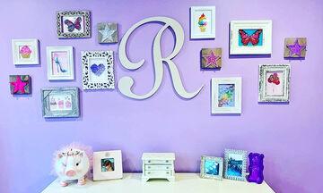 Παιδικό δωμάτιο για κορίτσια: Ιδέες διακόσμησης στις αποχρώσεις του μοβ (pics)