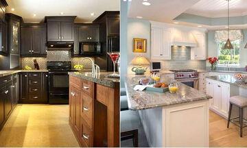 Δέκα διαχρονικά χρώματα για την κουζίνα σας (pics)