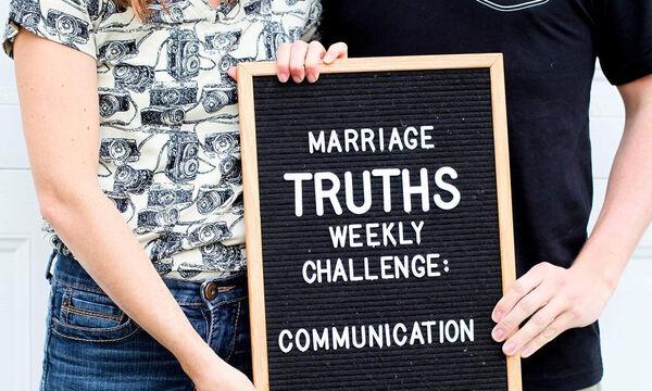 Επικοινωνία ανάμεσα στα ζευγάρια: Μια μαμά μας εξηγεί το πόσο σημαντική είναι! (pics)
