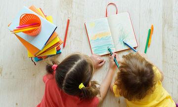 Απίθανες ζωγραφιές που μπορούν να φτιάξουν τα παιδιά με γράμματα (vid)