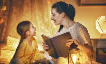 Πώς να αφηγηθείτε ένα παραμύθι στα παιδιά (vid)