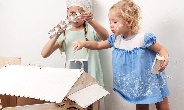 Τριάντα έξι ιδέες για χειροποίητα παιδικά παιχνίδια - Δείτε πώς θα τα φτιάξετε (vid)
