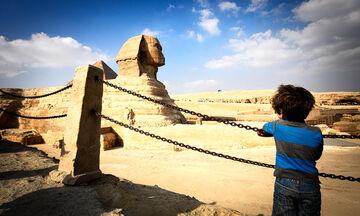 «Ταξίδι στην αρχαία Αίγυπτο: Οι πυραμίδες του Φαραώ» για μικρούς αρχαιολόγους