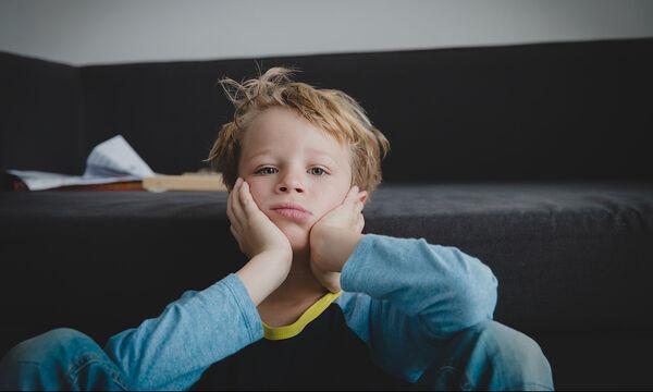 Τρόποι να μάθετε τι κρύβει μέσα του το παιδί σας