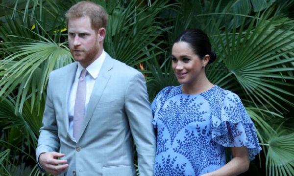 Αστειάκι του Harry στη Meghan: «Είσαι έγκυος; Είναι δικό μου;»
