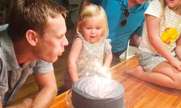 Δείτε τις απολαυστικές αντιδράσεις παιδιών όταν δεν προλαβαίνουν να σβήσουν το κεράκι της τούρτας