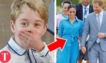 Περίεργα πράγματα που κανείς δεν γνωρίζει για τη βασιλική οικογένεια (vid+pics)
