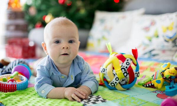Μωρό 3 μηνών: Κοινωνική και συναισθηματική ανάπτυξη