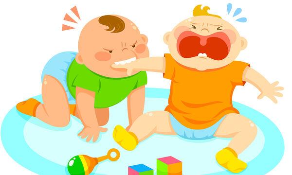 Το παιδί μου δαγκώνει, τι να κάνω;