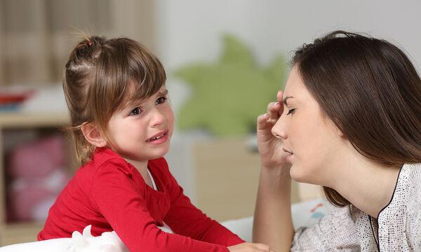 Το άγχος στα νήπια: Αιτίες και πώς να το αντιμετωπίσετε