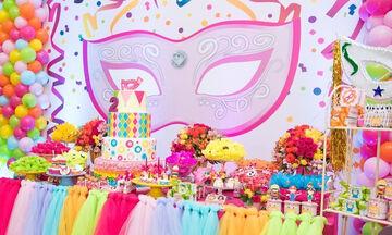 Απόκριες: Ιδέες για το πιο κεφάτο πάρτι γενεθλίων! (pics)