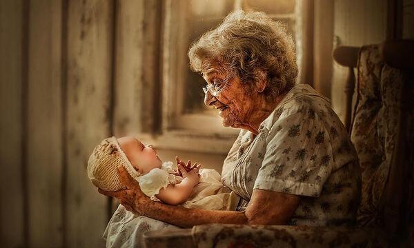 Παππούς και γιαγιά: Αξίες ανεκτίμητες! (pics)