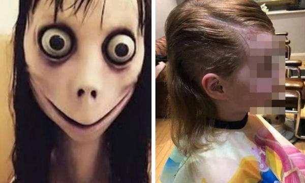 Γονείς προσοχή! 5χρονη έκοψε τα μαλλιά της εξαιτίας ενός challenge διαδικτυακού παιχνιδιού