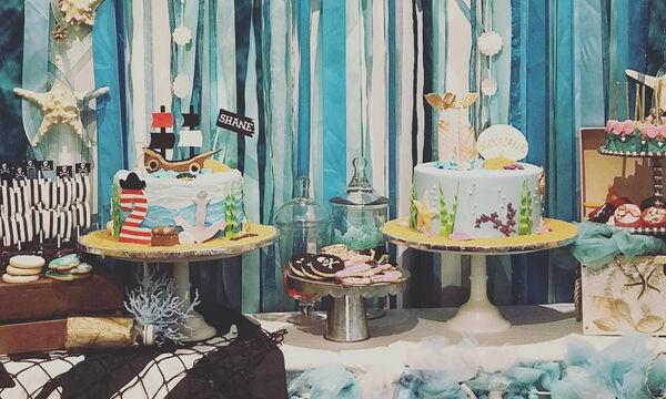 Παιδικό πάρτι «Πειρατές»: Φανταστικές ιδέες για διακόσμηση και τούρτες (pics+vid)