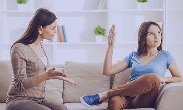 Εφηβεία: Το παιδί μου δεν με σέβεται. Πώς να το αντιμετωπίσω;